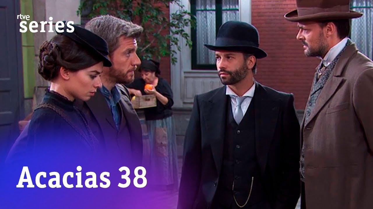 Acacias 38: Encuentran veneno en el cuerpo de Germán #Acacias574 | RTVE  Series - YouTube