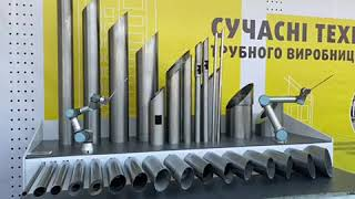 Imagine Dragons' song performed by a robot on the pipe xylophone. Interpipe Techfest 2019.