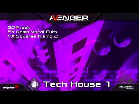 SoundDesign | Vengeance Producer Suite - Avenger Tech House 1 XP