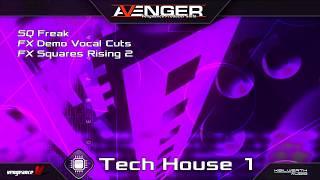 Vengeance Producer Suite - Avenger Tech House 1 XP