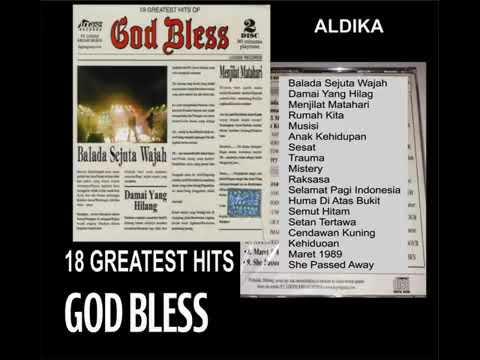 GOD BLESS 18 GREATEST HITS
