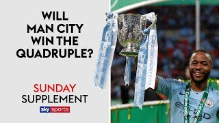 Will Man City win the quadruple? | Sunday Supplement | Full Show