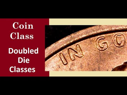 Coin Class - Doubled Die Classes