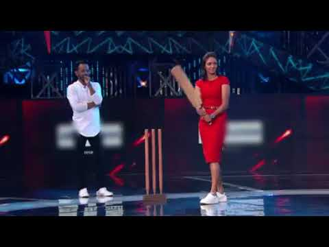 Dance +3 Indian Women Cricket Team Captain having fun