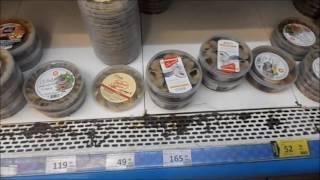 Цены на продукты в Лодейное Поле(Видео снято 14.09.2016 в Дикси по адресу пр.Ленина,42 в г.Лодейное Поле., 2016-09-14T22:14:11.000Z)