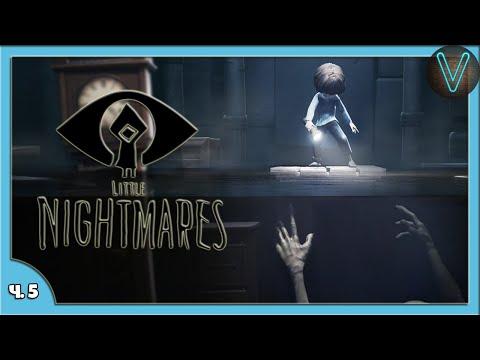 Тайны чрева / DLC / Эп. 5 / Little Nightmares