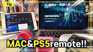 PS5가 MAC으로   리모트 플레이 하는 법   플레…