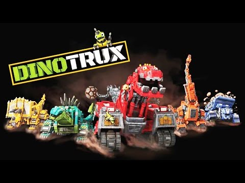 Thumbnail: DINOTRUX Gameplay - Trux It Up! | Eftsei Gaming