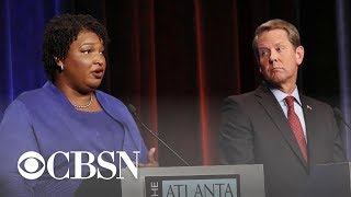 How Georgia's governor's race could end up in a runoff