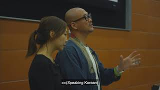 Kim Jung Gi Visits San Diego State University