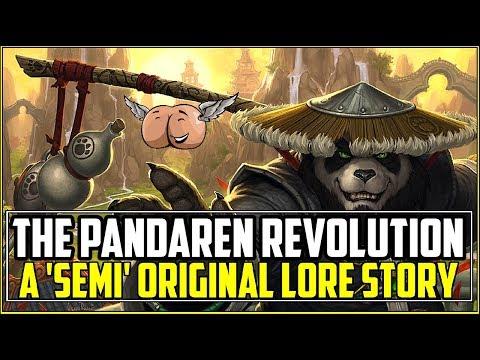 Warcraft Lore [Chronicle Vol. 1] - The Pandaren Revolution
