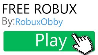 THIS ROBLOX OBBY GIVES YOU FREE ROBUX!