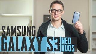 Samsung Galaxy S3 Neo Duos: обзор смартфона
