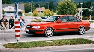 Audi 100 2.3e / 500se | Interior and Exterior Transformation.