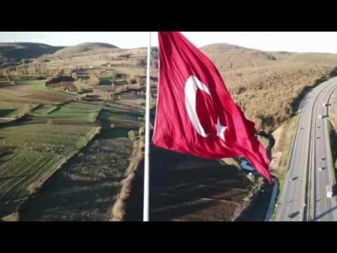 Dünyadaki En Büyük Türk Bayrağı