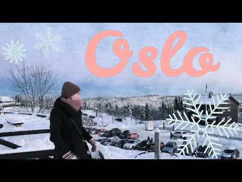 A week in Oslo Norway