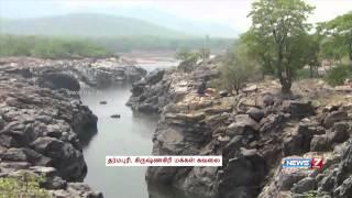 Outrage grows in Dharmapuri & Krishnagiri over K'taka plan to construct Dam near Mekedatu