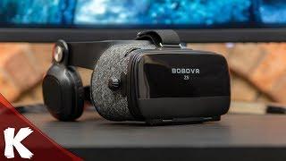 bOBOVR Z5  Google Cardboard Headset Review