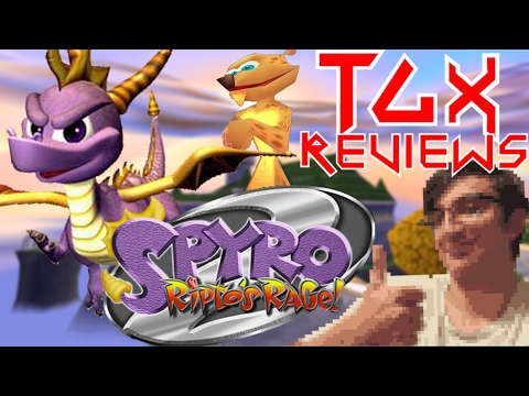 Spyro 2 Ripto's Rage Review