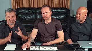 PreSonus—Studio One 4.5: Grouping with drums