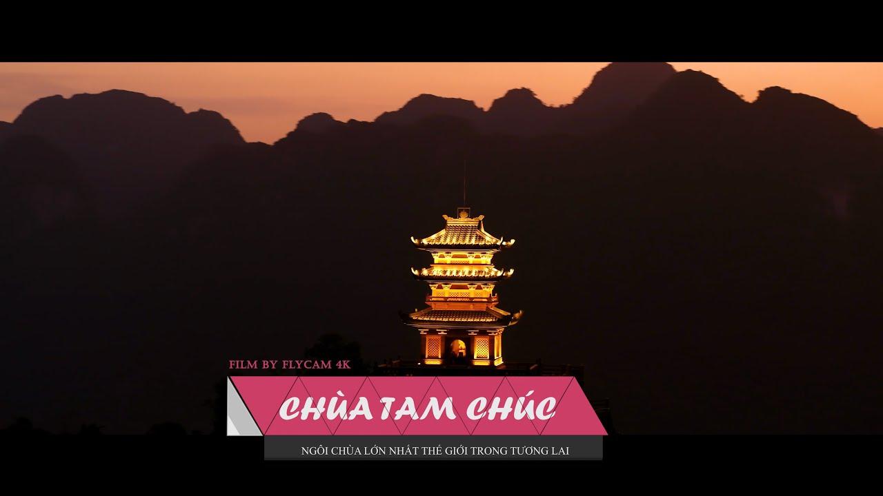 Chùa Tam Chúc – Ngôi Chùa Lớn Nhất Thế Giới Trong Tương Lai   Flycam 4K