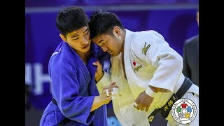 An vs Hashimoto Judo 73 kg