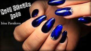 видео Маникюр «Кошачий глаз» гель-лаком на ногтях: фото дизайнов