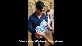 Part 4 - Fred Cheng @ TVB Star Awards Malaysia 2016 (TVB馬來西亞星光薈萃頒獎典禮2016) - Meeting Fans