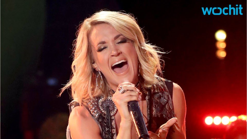 Carrie Underwood Revamps A New Sunday Night Football Theme Song