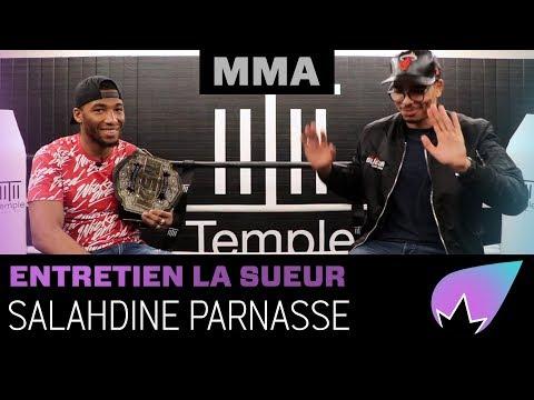 """Interview de la pépite Salahdine Parnasse (21 ans, 13-0, champion du KSW) - """"J'ai le niveau UFC!"""""""