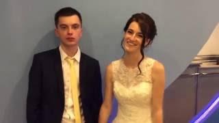 Видеоотзыв о работе свадебного и семейного фотографа Евгении Жулевой