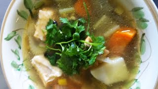 Уха Fish Soup Ukha / Uha ( суп Уха ) Fisherman's Soup Рецепты ухи