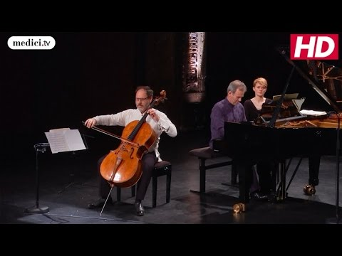 Gary Hoffman and David Selig - Elegy in C Minor - Fauré