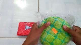 Hướng dẫn làm squishy giấy bánh dứa mini😘