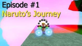 Roblox - Naruto's Journey Episode #1 Super Power Training Simulator