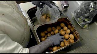 Paradores dona 8 toneladas de alimentos a entidades sociales de toda España