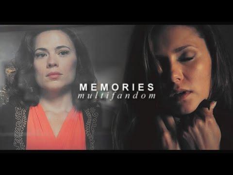 multifandom | memories