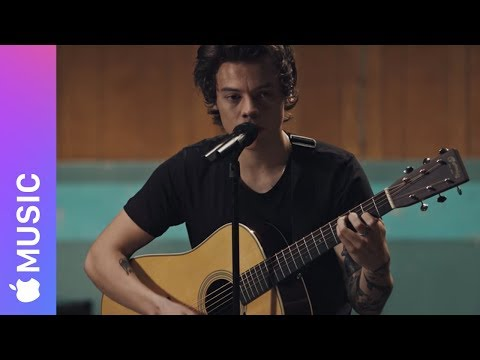 Thumbnail: Apple Music Presents – Harry Styles: Behind the Album – Apple