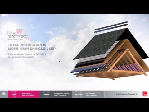 Total Protection Roofing System® [ANG]