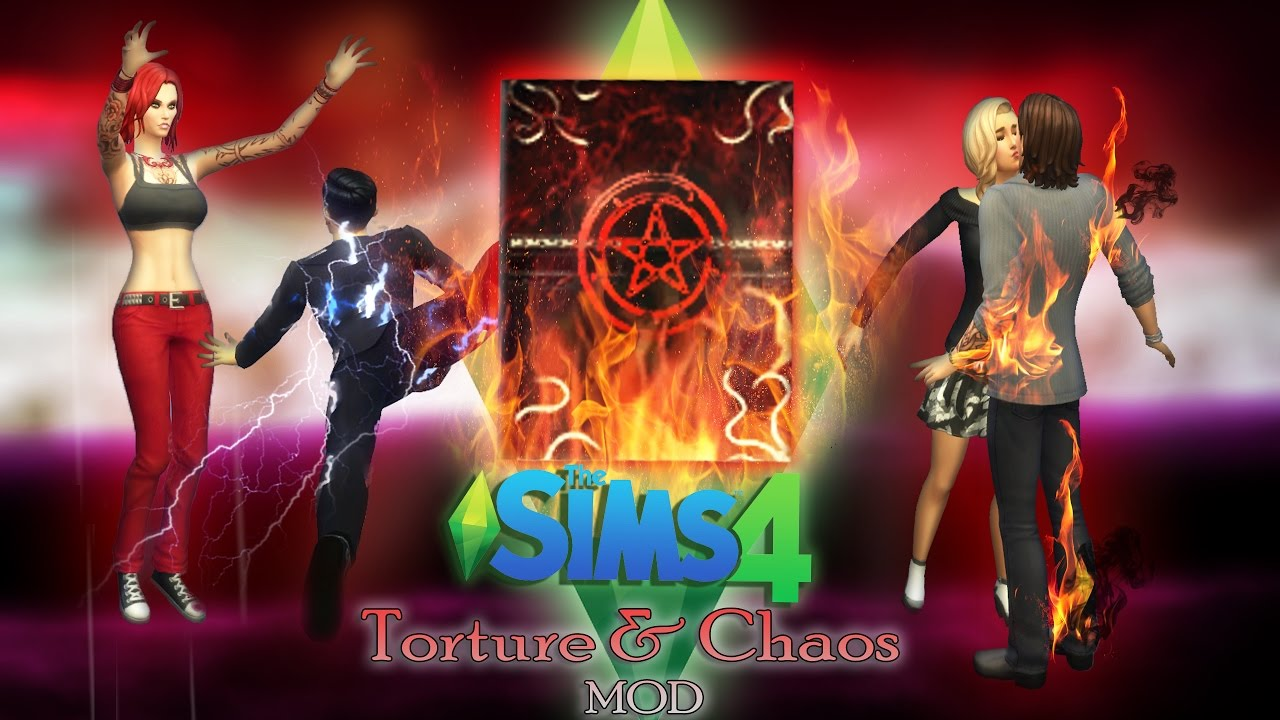 The Sims 4 Torture Other Sims With This Mod
