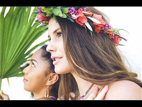 Paiko hosts Floral Crown Workshops, Honolulu 2015