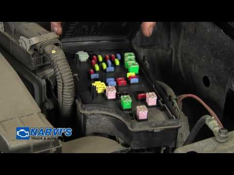Auto Tips: Changing fuses