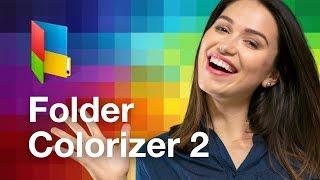 FREE DOWNLOAD: https://softorino.com/foldercolorizer2/ Use Folder C...