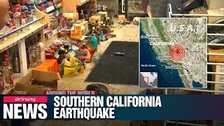 6.4M earthquake strikes Southern California, strongest to hit region in 20 years