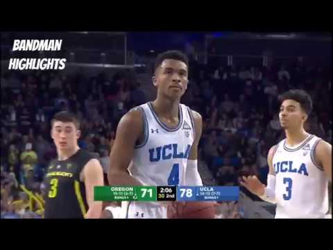 pretty nice 79cc4 84007 Jaylen Hands UCLA vs Oregon-Full Highlights/2.23.19/ 27pts 9ast