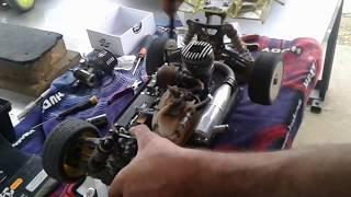 Remise en route du moteur Rc Concept MC3 Céramic (19L)
