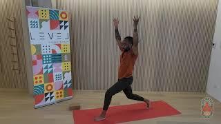 emPOWERed Yoga Warrior   Apr  30, 2021