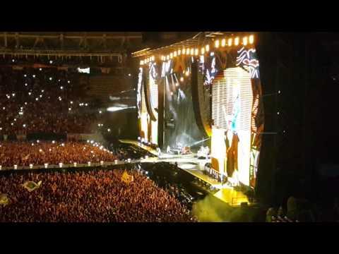 The Rolling Stones - Paint It Black (Estadio Único La Plata 13/02/2016)