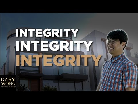Integrity, Integrity, Integrity - What Kee Says About Gary Wong