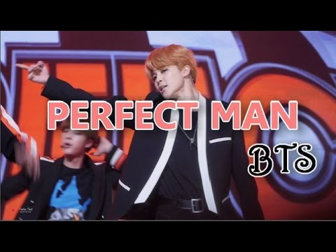 Perfect man | Cover by BTS | Pronunciacion | Easy Lyrics | Canciones Coreanas como suenan